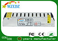 High Reliability 60W 12V LED Strip Power Supply for Office , 5G Vibration Testing